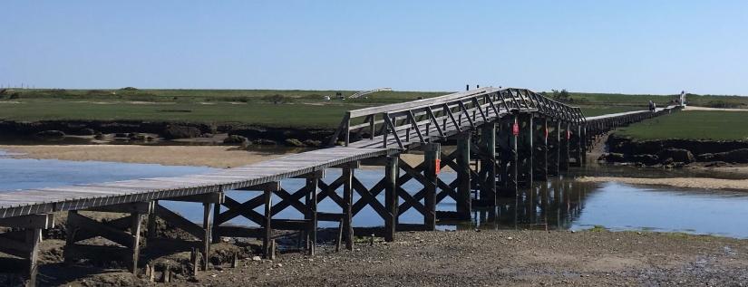Un week-end à Cape Cod – Petite visite de la visite deSandwich(1/4)
